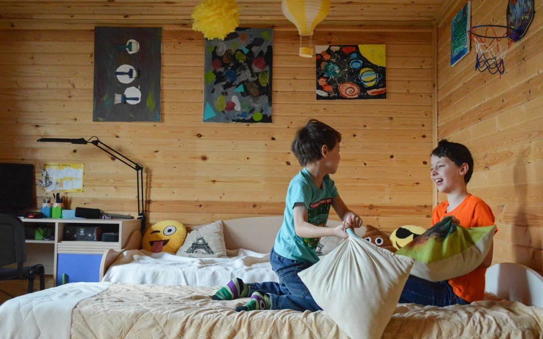 Decorating a Child's Bedroom Mock Post